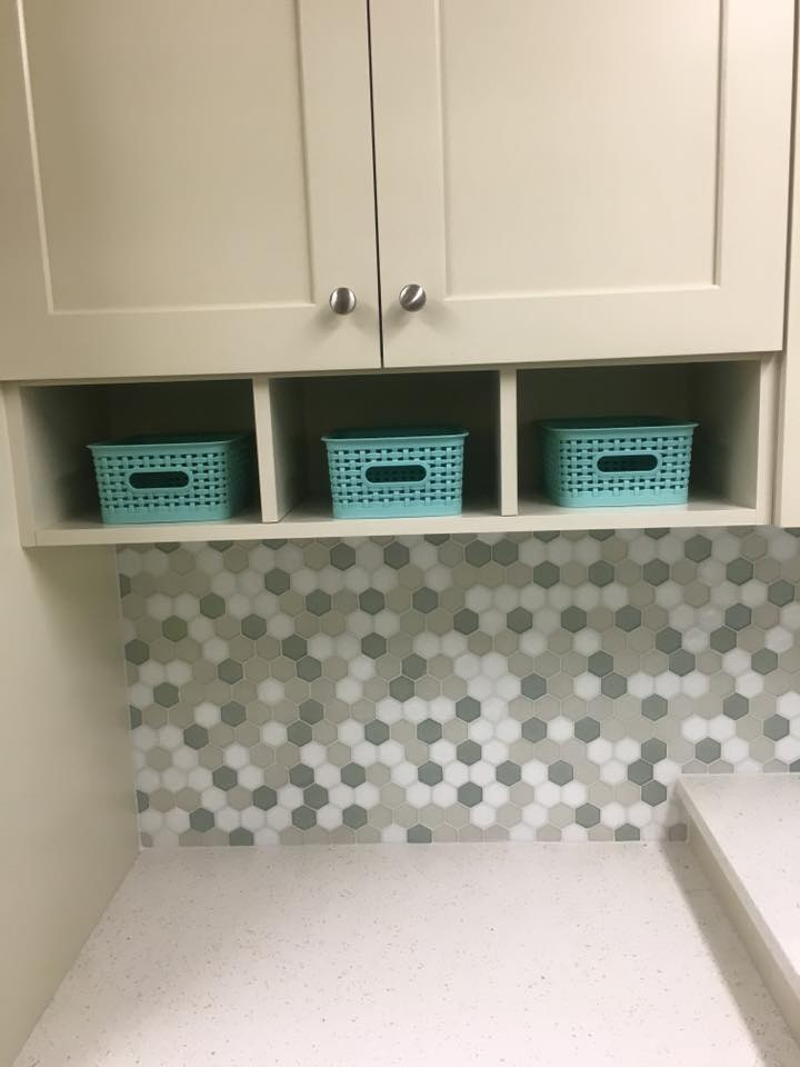 Tile Backsplash Laundry Room Hq