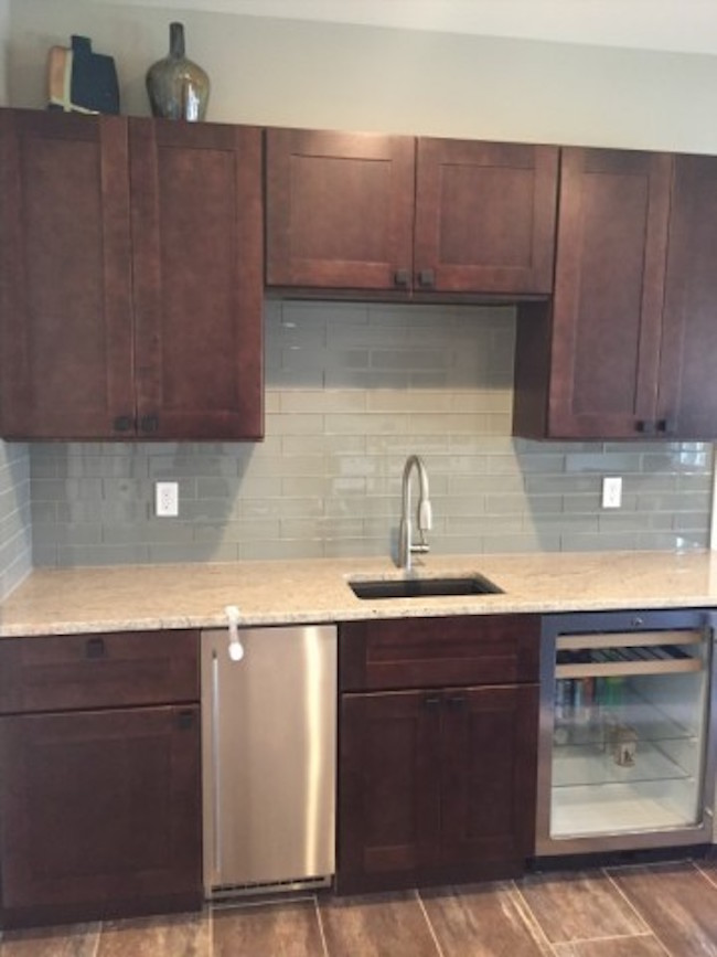 Kitchen Backsplash Glass Subway Tile Hq Discount Flooring