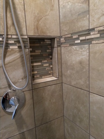 bathroom tile and tub surround hq discount flooring