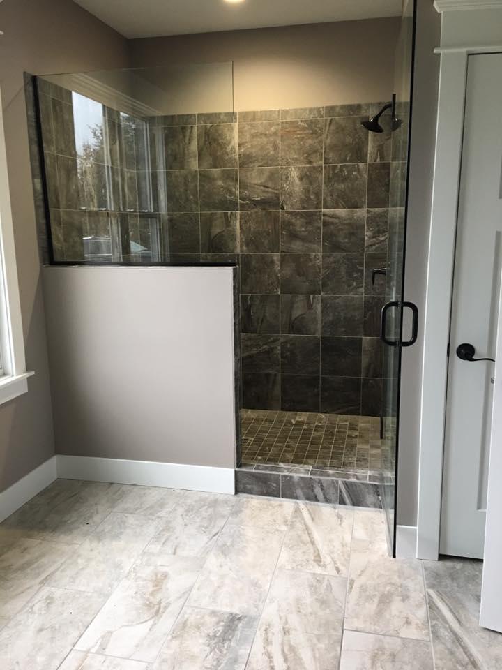 custom-bathroom-tile-michigan - HQ Discount Flooring